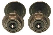 Fleischmann 20023 Radsatz isoliert