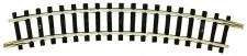 Fleischmann 22233 Gleis gebogen R2 228,2 mm 24°