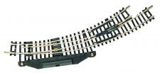 Fleischmann 22273 Bogenweiche links R1/R2 elektrisch