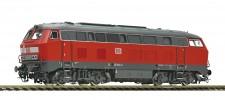 Fleischmann 424075 DBAG Diesellok BR 215 Ep.5