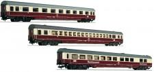 Fleischmann 481806 DB 3-tlg. Set IC Riemenschneider Ep.4