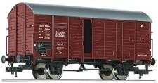 Fleischmann 533152 DRG gedeckter Güterwagen 2-achs Ep.2