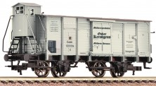 Fleischmann 535807 KPEV gedeckter Güterwagen Ep.1