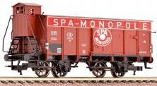 Fleischmann 535808 SNCB SPA Kühlwagen 2-achs Ep.3