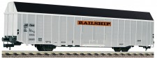 Fleischmann 537601 DB gedeckter Güterwagen 2-achs Ep.2