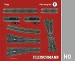 Fleischmann 6194 Bahnsteig-Set F