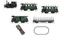 Fleischmann 631581 SBB Digital Startset Personenzug Ep.3