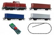 Fleischmann 631781 DB Digital Startset Güterzug Ep.4