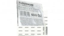 Fleischmann 6555 Wagennummer für ICE