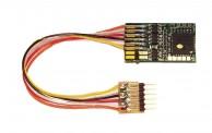 Fleischmann 687403 DCC-Decoder mit 6-polig (NEM 651)