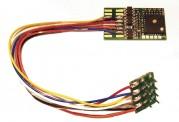 Fleischmann 687503 DCC-Decoder mit 8-polig (NEM 652)