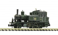 Fleischmann 707085 K.Bay.Sts.B Dampflok Pt 2/3 Ep.1