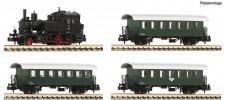 Fleischmann 707086 ÖBB Personenzug 4-tlg. Ep.3