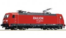 Fleischmann 738872 DBAG E-Lok BR185.2 Ep.6