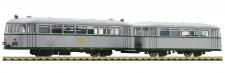 Fleischmann 740074 RENFE Schienenbus 591 301 (VT95) + B 34
