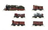 Fleischmann 781210 KPEV Güterzug 6-tlg. Ep.1
