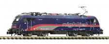 Fleischmann 781874 ÖBB Nightjet E-Lok Rh 1216 012-5 Ep.5