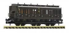 Fleischmann 807006 DRG Personenwagen 3-achs Ep.2
