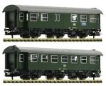 Fleischmann 809908 DB Umbauwagen-Set 2-tlg. Ep.4