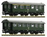 Fleischmann 809909 DB Umbauwagen-Set 2-tlg. Ep.4