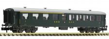 Fleischmann 813804 SBB Personenwagen 1./2. Kl Ep.3