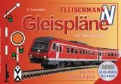 Fleischmann 81399 Gleisplanhandbuch für Spur N