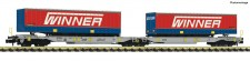 Fleischmann 825032 AAE Winner Doppeltaschen-Gelenkwg. Ep.6