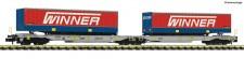 Fleischmann 825033 AAE Winner Doppeltaschen-Gelenkwg. Ep.6