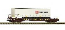 Fleischmann 825050 AAE Taschenwagen 4-achs Ep.6