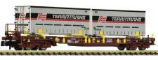 Fleischmann 825056 AAE Terratrans Taschenwagen 4-achs Ep.6