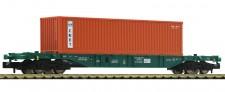 Fleischmann 825212 IFB Containertragwagen 4-achs Ep.6
