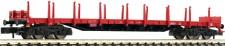 Fleischmann 828708 DBAG Rungenwagen 4-achs Ep.6