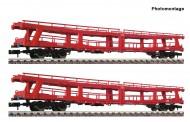 Fleischmann 829502 ÖBB Autotransportwagen-Set 2-tlg. Ep.6