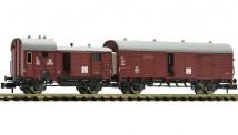 Fleischmann 830301 DB Leig-Wageneinheit Ep.3