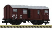 Fleischmann 831002 DB Gedeckter Güterwagen 2-achs. Ep.3