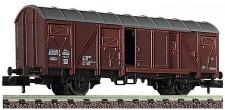 Fleischmann 831101 DR gedeckter Güterwagen Ep.4