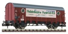 "Fleischmann 831406 ""DB Ged Güterwagen Dresden - """"Holz E3"""