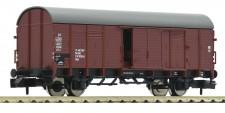 Fleischmann 831407 DR gedeckter Güterwagen 2-achs Ep.4