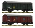 Fleischmann 831513 DB Postgüterwagen-Set 2-tlg. Ep.4