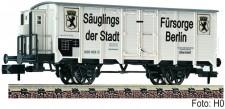 Fleischmann 834609 KPEV Gedeckter Güterwagen Ep.1