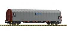 Fleischmann 837708 CD-Cargo Schiebeplanenwagen Ep.6