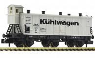 Fleischmann 838101 DRG Kühlwagen 3-achs Ep. 3