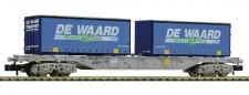 Fleischmann 845373 AAE Containerwagen 4-achs E.6