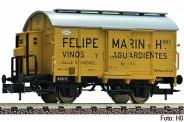 Fleischmann 845707 NORTE Weinfasswagen 2-achs Ep.1