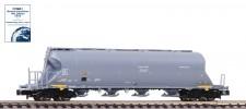 Fleischmann 849001 DR Staubsilowagen 4-achs. Ep.4