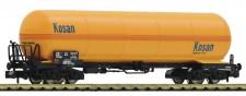 Fleischmann 849106 DSB Druckgaskesselwagen 4-achs Ep.4