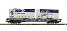 Fleischmann 865244 SBB-Cargo Containertragwagen Ep.6