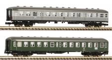 Fleischmann 881812 DB Personenwagen-Set 2-tlg Ep.4
