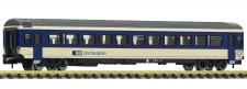 Fleischmann 890210 BLS Personenwagen 2.Kl. 4-achs. Ep.5