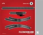 Fleischmann 9189 Stations-Set B